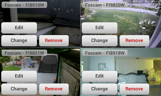 Camera Viewer for Foscam- screenshot thumbnail
