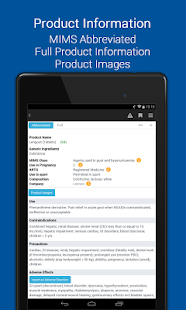 MIMS For Android- screenshot thumbnail