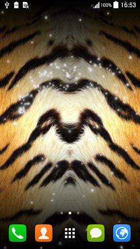 老虎动态壁纸