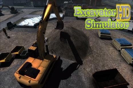 Excavator Simulator HD