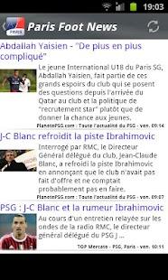 Paris News - náhled
