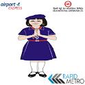 DMRC + Rapid Metro icon