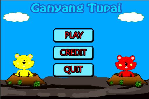 Ganyang Tupai