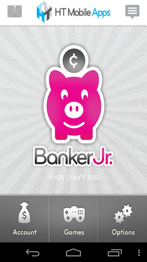 BankerJr - screenshot