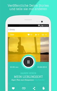 audioguideMe Stories- screenshot thumbnail