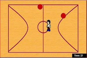 Screenshot of Dodgeball Mania