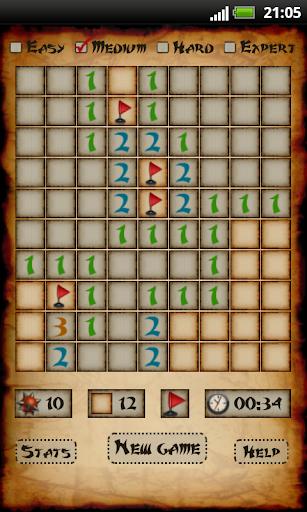Minesweeper - 지뢰 찾기
