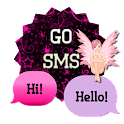 FlowerPixie/GO SMS THEME icon