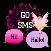 FlowerPixie/GO SMS THEME