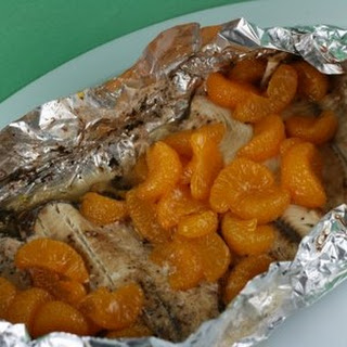 Orange Honey Tilapia