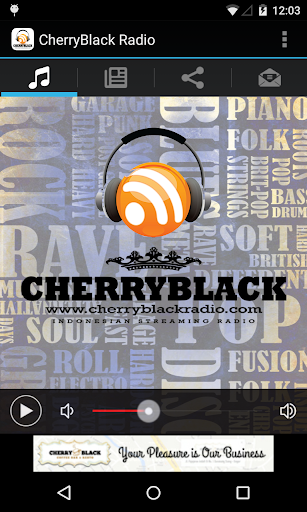 CherryBlack Radio