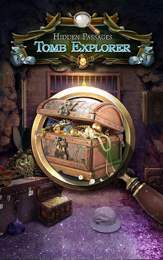 Hidden Objects - Tomb Explorer