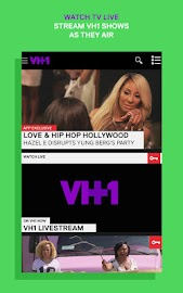 Watch VH1 TV Screenshot 9