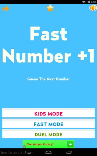 Brain Number Game