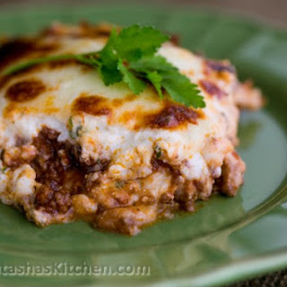 3 Cheese Lasagna