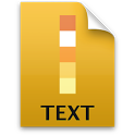Simple Notepad(Barcode Save) icon