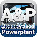 FAA A&P Powerplant Test Prep logo