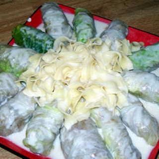 Ukrainian Cabbage Rolls No Tomato Sauce Recipes.