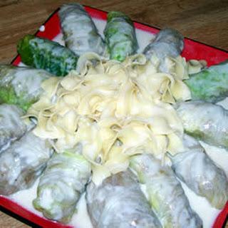 Ukrainian Cabbage Rolls No Tomato Sauce Recipes.