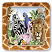 Animal Photo Frames