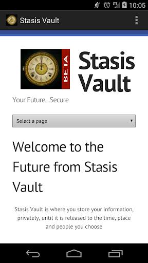 Stasis Vault - Beta