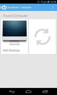Shutdown Start Remote - screenshot thumbnail