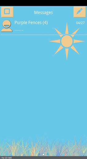 Sunny Go Sms Pro Theme