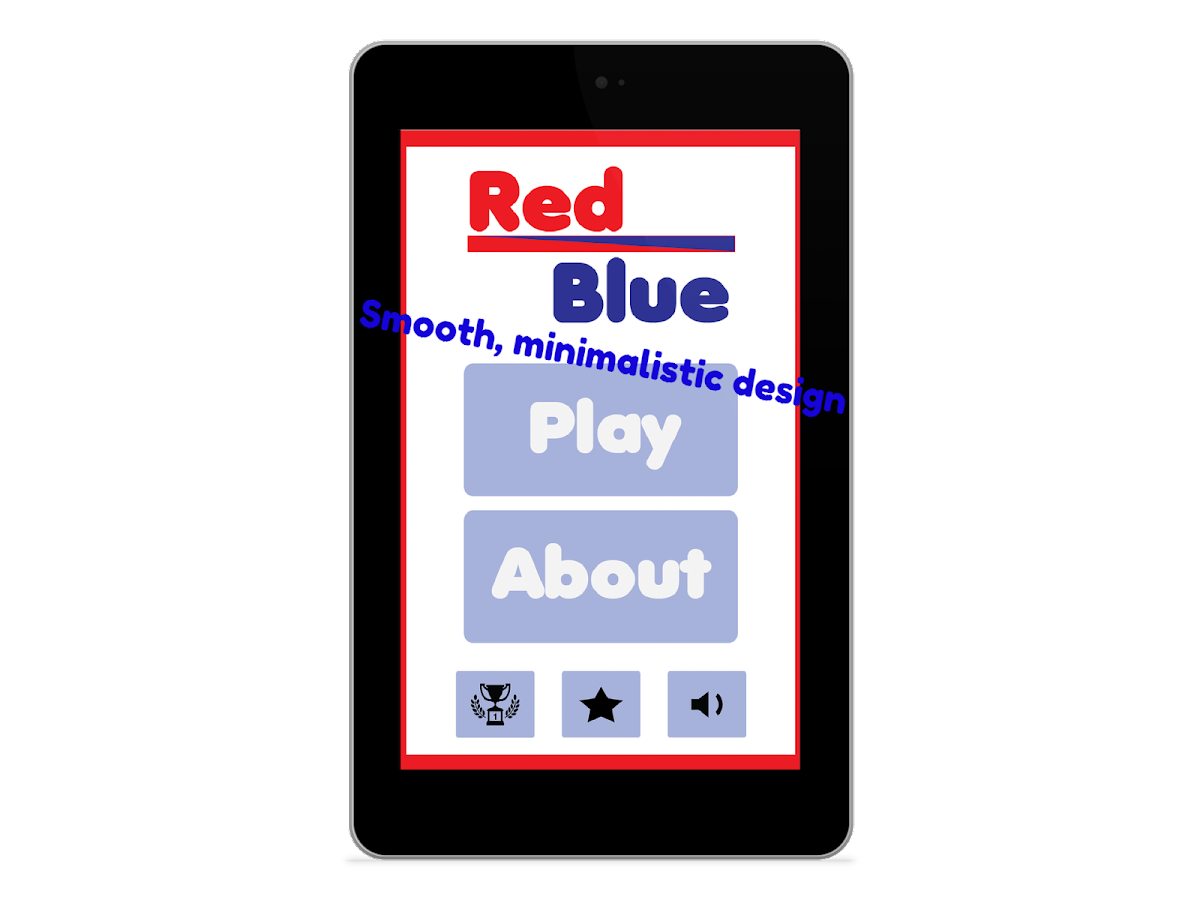 Red Blue - Casual Game- screenshot