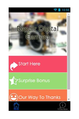 Repair Digital Camera Guide