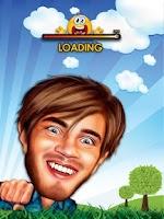 Screenshot of Flap PewDiePie