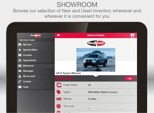 West Kendall Toyota【生產應用app玩免費】 App點子