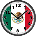Mexico Clock icon