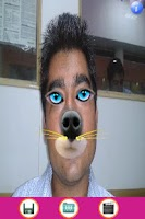 Screenshot of FaceTrick