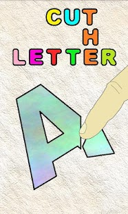 Cut The Letter (No Ads) - screenshot thumbnail
