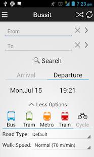 Bussit Reittiopas – Android-sovellukset Google Playssa