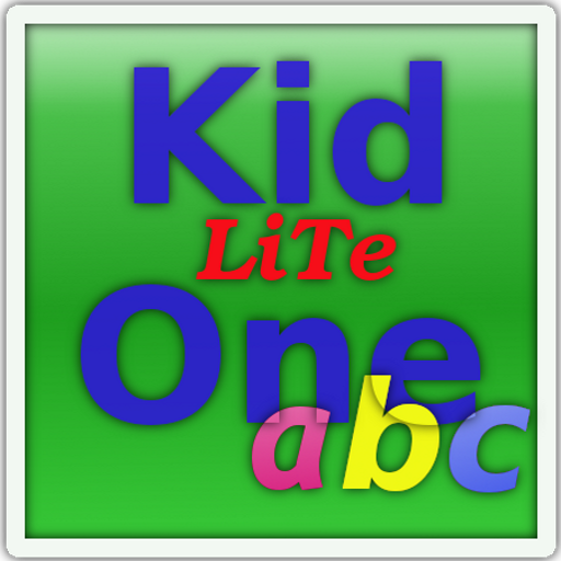 Kid One ABC Lite LOGO-APP點子