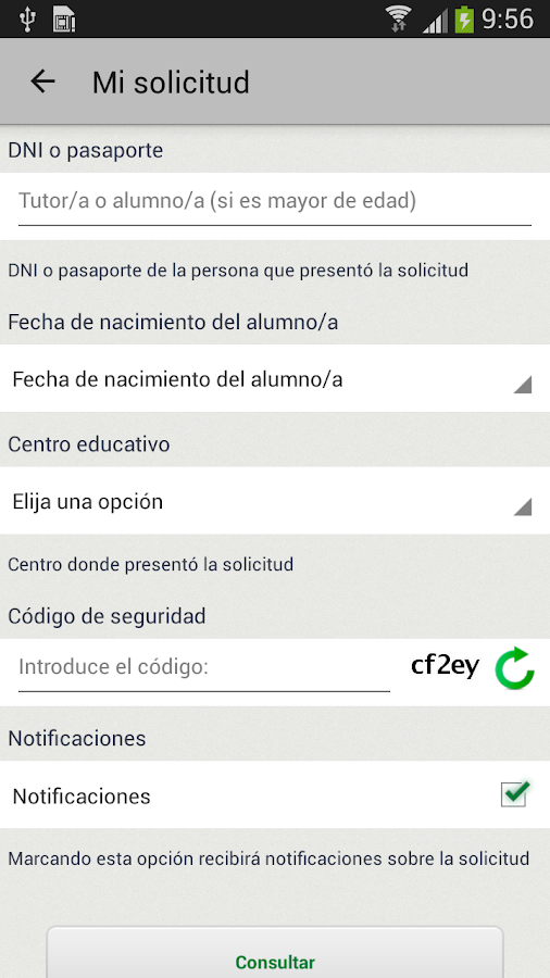 iEscolariza- screenshot