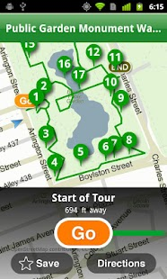 Boston City Guide - screenshot thumbnail