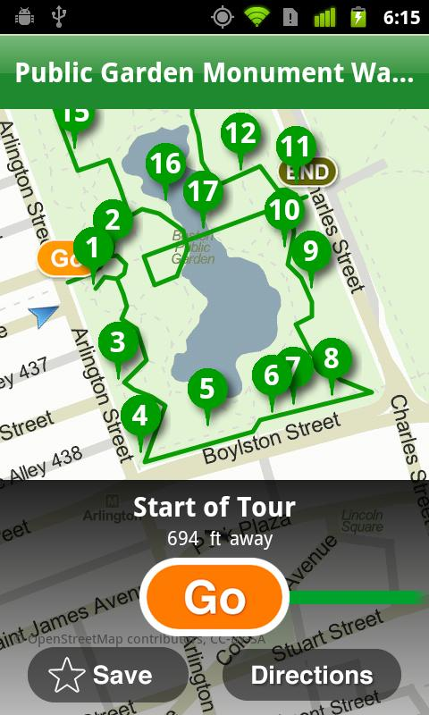 Boston City Guide screenshot #6