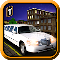 Limo City Driver 3D icon