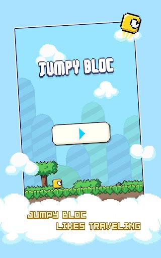 Jumpy Bloc