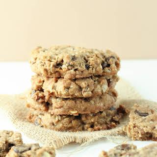 Gluten Free Cowboy Cookies.