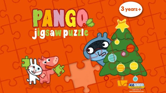 Christmas Jigsaw Puzzle Pango- screenshot thumbnail