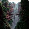 8-Bit Waterfall Live Wallpaper icon