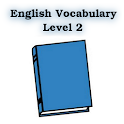 English Vocabulary Level 2 icon