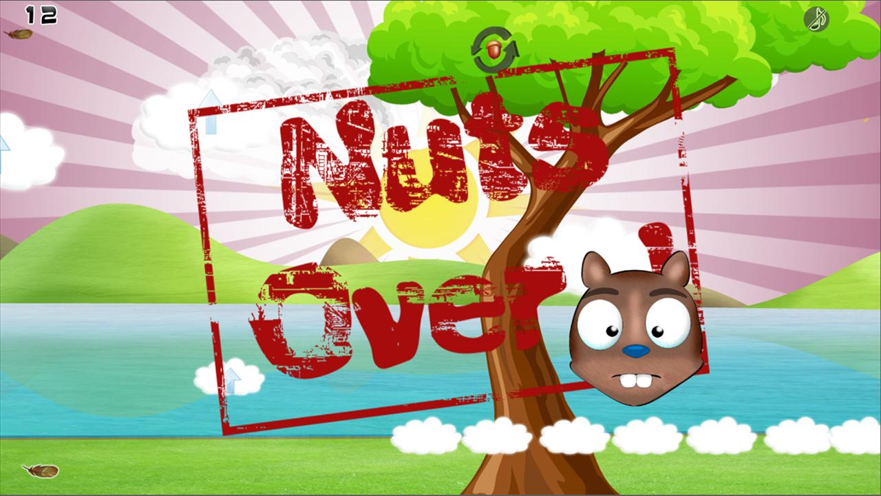 Woody's Adventures : R.U.Nuts- screenshot