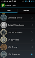 Screenshot of Virtual Coin