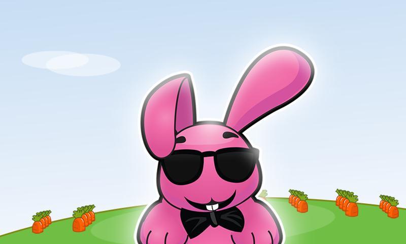 Angry Bunny Run Gangnam Style - screenshot