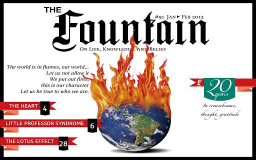 The Fountain Magazine