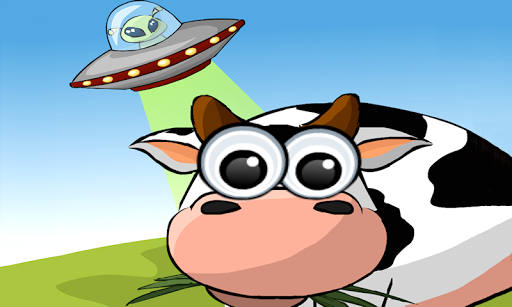 Barnyard UFO